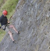 Rock Climbing with Bala Adventure & Watersports