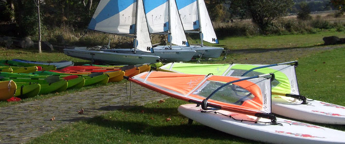 Boating Equipment for Hire