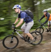 Mountain Biking with Bala Adventure & Watersports